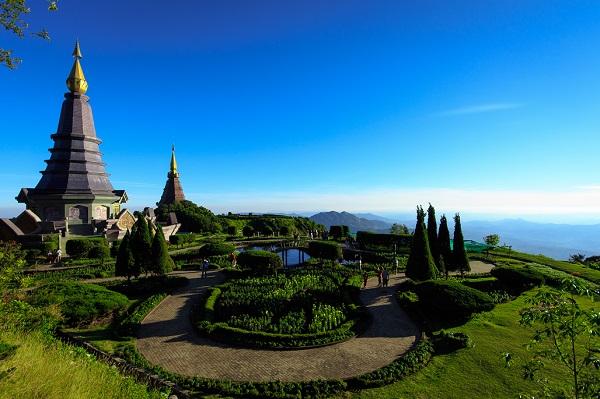 Doi Suthep Mountains, Thailand