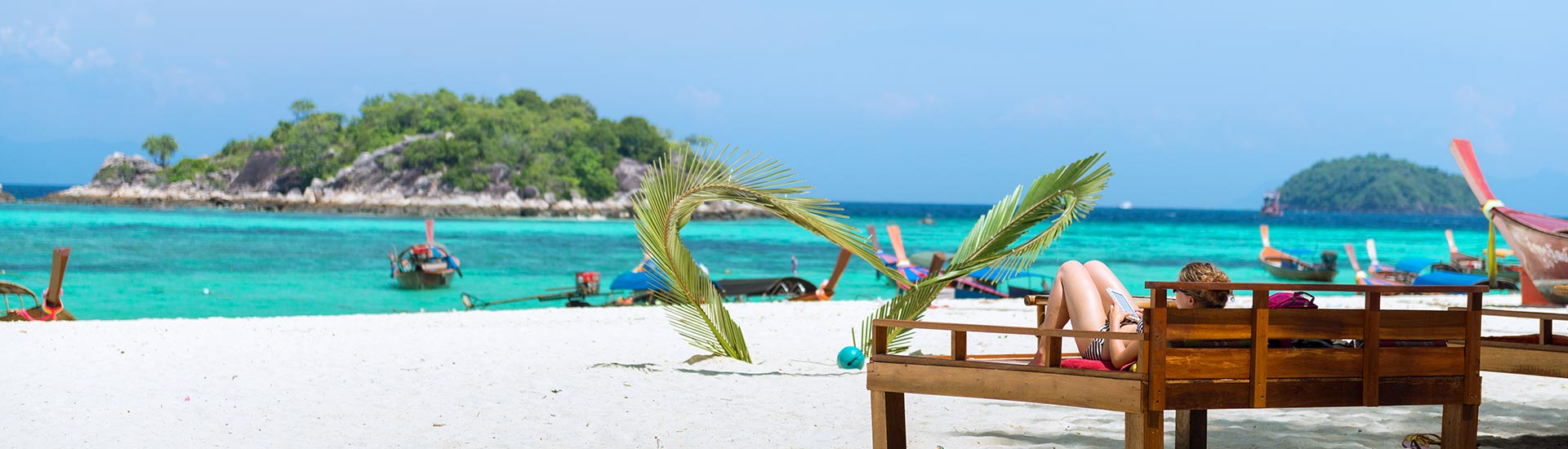 Koh Lipe Beach in Thailand