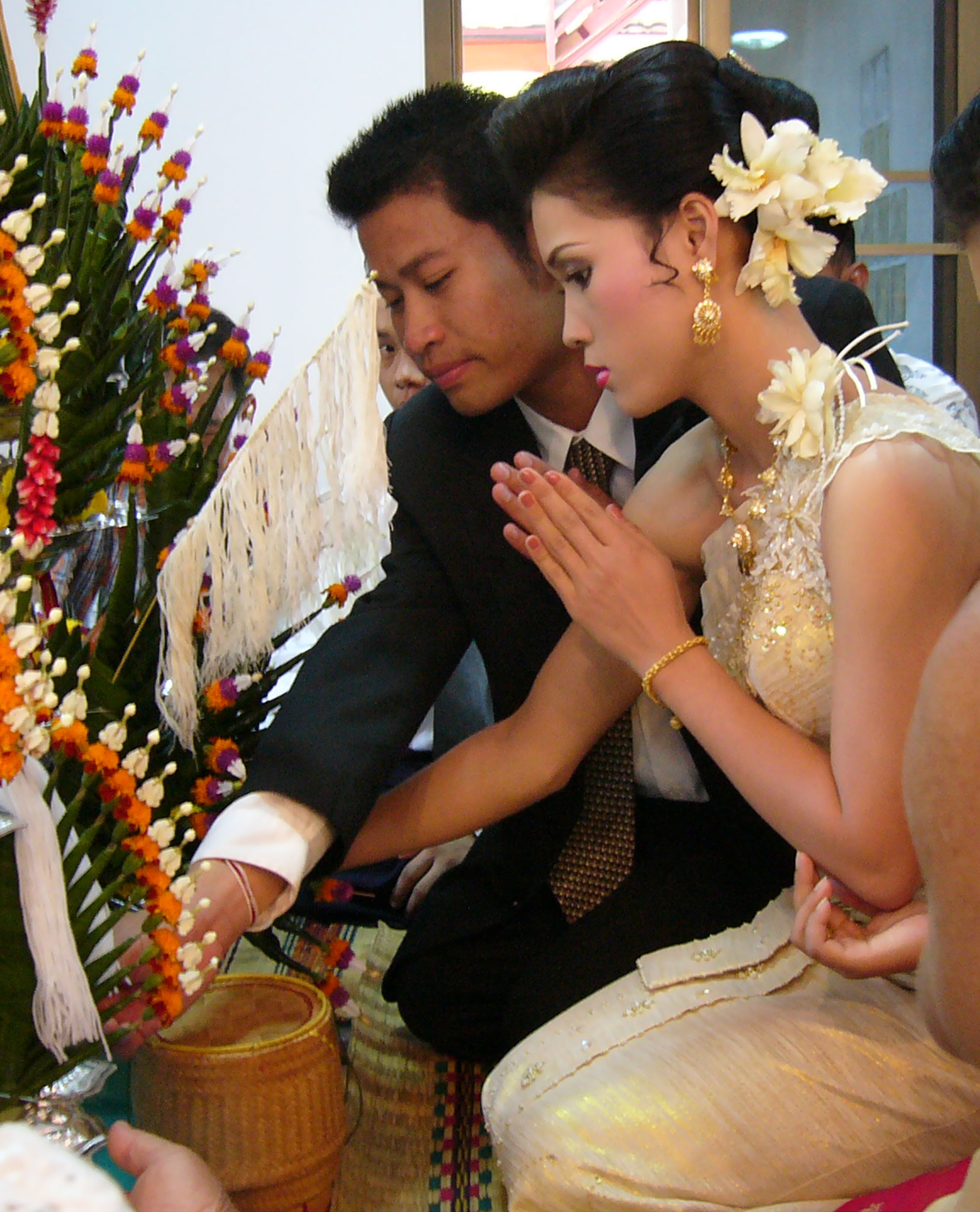 getting marriage visa in Thailand
