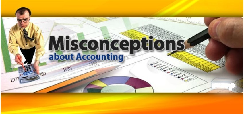 Common Misconceptions about Accounting