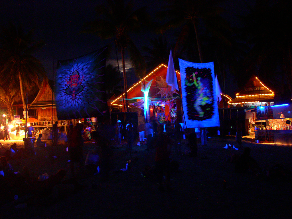 The Full Moon Party Thailand